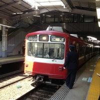 Photo taken at Keikyu Shinagawa Station (KK01) by Koichi I. on 2/26/2013