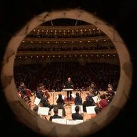 Снимок сделан в Stern Auditorium / Perelman Stage at Carnegie Hall пользователем Pete C. 12/29/2017