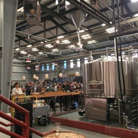 Photo taken at Barebottle Brewing Company by Janet Anne P. on 3/5/2017