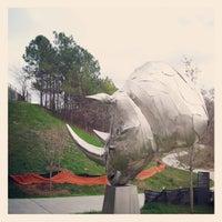 Das Foto wurde bei Freedom Park Trail at the Atlanta BeltLine von James H. am 1/13/2013 aufgenommen