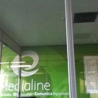 Photo taken at Medialine - Soluções Digitais by Werner M. on 2/7/2013