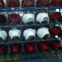 Photo taken at Yamaha Indonesia Motor Manufacturing by Riadi S. on 1/26/2013