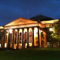 Photo taken at State Library of Victoria by Annisa F. W. on 10/12/2012