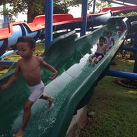 Photo taken at Swimming pool - Mercure Hotel by Annisa F. W. on 3/29/2014