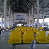 Photo taken at Phatthalung Bus Terminal by Milky Way on 10/3/2012