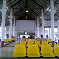 Photo taken at Phatthalung Bus Terminal by Milky Way on 12/5/2012