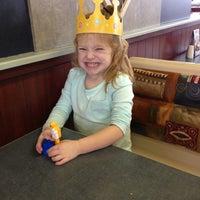 Photo taken at Burger King by TreyandJane C. on 1/14/2013