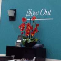 Photo taken at Blow Out Hair Studio by S C. on 9/28/2013