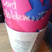 Photo taken at Starbucks by Brent T. on 12/3/2012