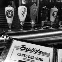 Photo prise au Chez Baptiste par Francois B. le4/9/2013