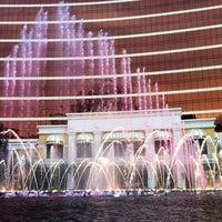 Photo taken at Wynn Macau by Patty v. on 5/26/2013