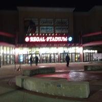Photo taken at Regal Cinemas Cantera 17 & RPX by Edwin G. on 10/13/2012