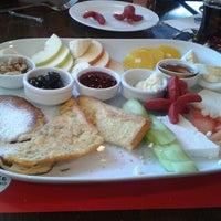 Photo taken at Shakespeare Coffee & Bistro by Tuğba Çakır Y. on 1/20/2013