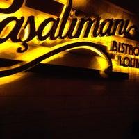 2/5/2014 tarihinde Mehmet K.ziyaretçi tarafından Paşalimanı Bistro & Lounge'de çekilen fotoğraf