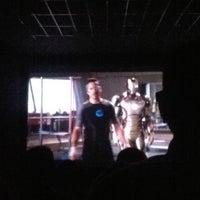 Photo taken at Palacio del Cine by Adonis A. on 5/3/2013