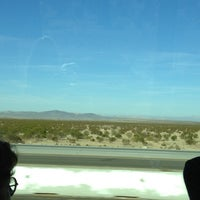Photo taken at Mojave Desert by Manoel C. on 11/25/2012