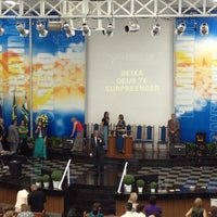 Photo taken at Igreja Batista em Renovação Espiritual Nova Jerusalém by ✨ Danielly L. on 6/15/2014