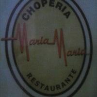 Foto tirada no(a) Chopperia Maria Maria por Bruno S. em 2/17/2013