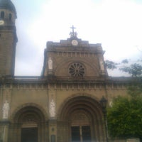 Foto tirada no(a) Cathedral-Basilica of the Immaculate Conception of Manila (Manila Cathedral) por Jomel C. em 5/16/2013