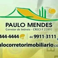 Photo taken at Umuarama by PAULO MENDES C. on 11/17/2016