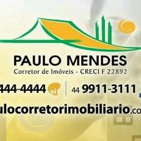 Photo taken at Umuarama by PAULO MENDES C. on 12/29/2016