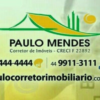 Photo taken at Umuarama by PAULO MENDES C. on 11/29/2016
