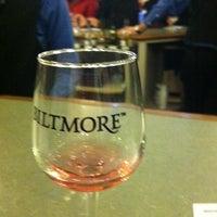 Photo taken at Biltmore Estate Winery by Vicki D. on 12/29/2012