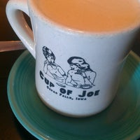 Photo taken at Cup of Joe by Abigail C. on 3/12/2013