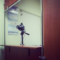 Photo taken at МО ГИБДД ТНРЭР № 5 ГУ МВД РФ по г. Москве by Valentin I. on 12/15/2012