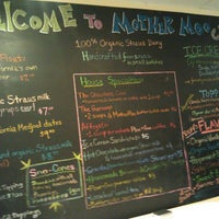 Photo taken at Mother Moo Creamery by Frank C. on 9/23/2013