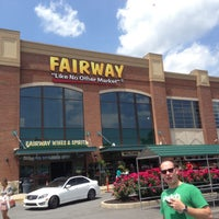 Photo taken at Fairway Market by Olga E. on 6/9/2013
