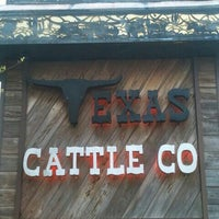 Photo taken at Texas Cattle Company by Al S. on 11/15/2012