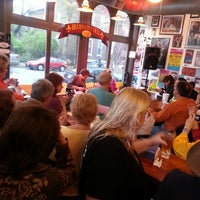 Photo taken at Blues City Deli by Denise P. on 4/27/2013