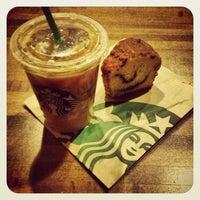 Photo taken at Starbucks by Danielle L. on 1/8/2013