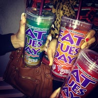 Photo taken at Fat Tuesday by Melina J. on 1/2/2013