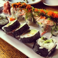 Photo taken at Sushi Park by Liana R. on 6/9/2013