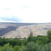 Photo taken at Aussichtspunkt Tagebau Hambach by Peter G. on 6/15/2013