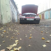 Photo taken at Garaż Druchiek by gusspacket on 9/22/2013