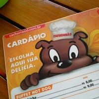 Photo taken at Cachorrão Lanches by Ridelc A. on 10/20/2013