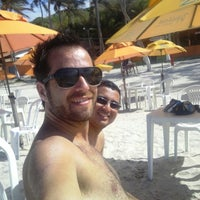 Photo taken at Lagoinha Kite Point by Ridelc A. on 2/5/2014