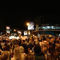Photo taken at Av. Cabildo y Juramento by Juan F. on 11/9/2012