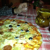 Photo taken at Antica Trattoria Dei Tigli by Giovanna R. on 2/15/2015