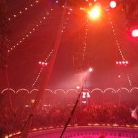 Photo taken at Roncalli Circus by Grumpy M. on 7/11/2013