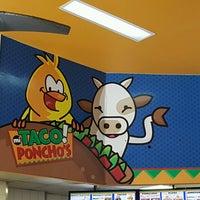 Photo taken at Mi Taco Poncho's by Enrique G. on 8/11/2016