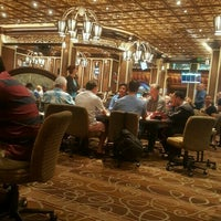 Photo taken at Bellagio Poker Room by Enrique G. on 8/26/2016