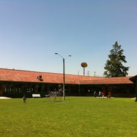 Photo taken at Bavaria by Emilio C. on 1/6/2013