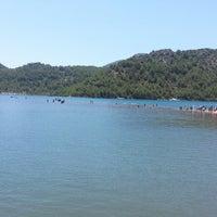 6/30/2013 tarihinde Ebru B.ziyaretçi tarafından Kız Kumu Plajı'de çekilen fotoğraf