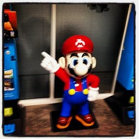 Photo taken at Nintendo Benelux by Stéphane B. on 10/17/2013