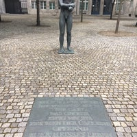 Photo taken at German Resistance Memorial Center by Christina R. on 4/29/2017