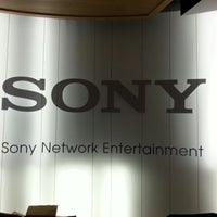 Photo taken at Sony Network Entertainment by Eduardo S. on 1/15/2013